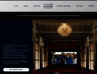 futurehometheater.com screenshot