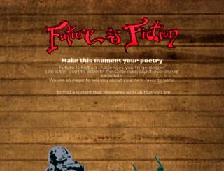 futureisfiction.com screenshot