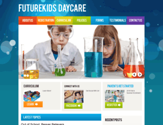 futurekidsdaycare.ca screenshot