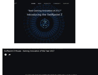 futuremouse.com screenshot