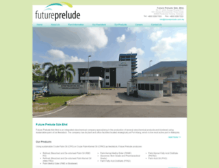 futureprelude.com.my screenshot