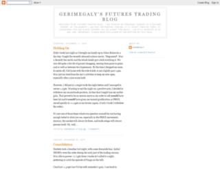futures-trading.blogspot.com screenshot