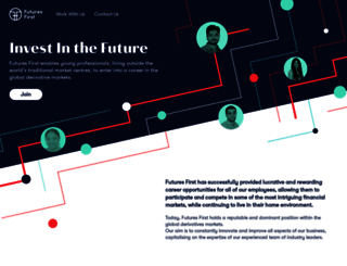 futuresfirst.com screenshot