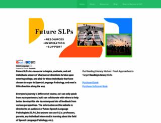 futureslps.com screenshot