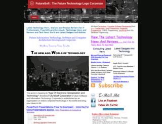 futuresoft.yolasite.com screenshot