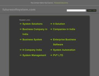 futuresoftsystem.com screenshot