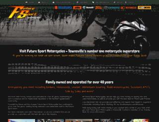 futuresport.net.au screenshot