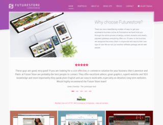 futurestore.co.uk screenshot