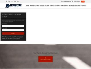 futuretire.com screenshot