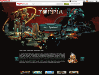 futuretorpia.de screenshot