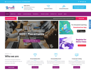 futuretrack.org screenshot