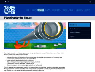 futurewater.org screenshot