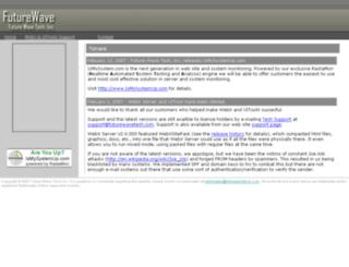 futurewavetech.com screenshot