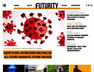 futurity.org screenshot