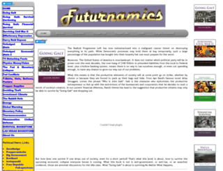 futurnamics.com screenshot