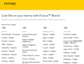futuro.com screenshot