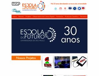 futuro.usp.br screenshot