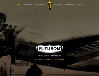 futuron.net screenshot