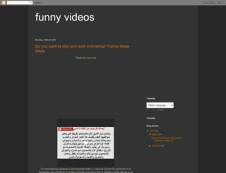 fuunygirls.blogspot.com screenshot