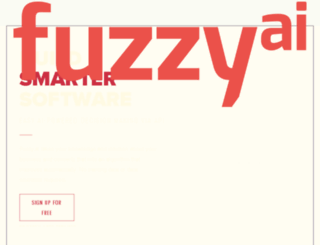 fuzzy.io screenshot