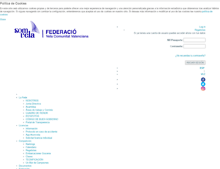 fvcv.es screenshot