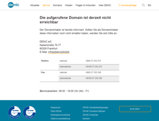 fvf-fliesen.de screenshot