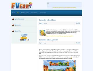 fvfan.com screenshot