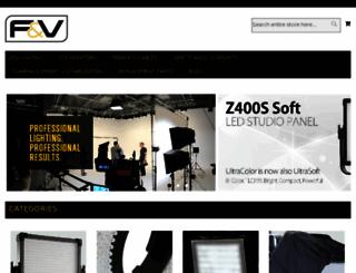 fvlighting.com screenshot