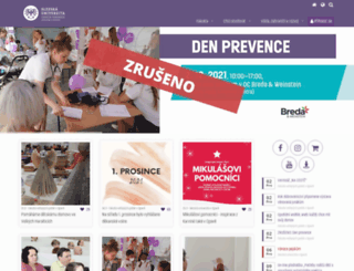 fvp.slu.cz screenshot