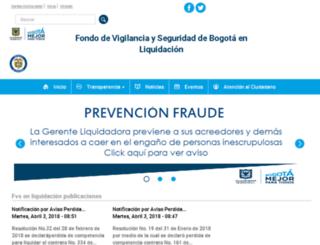 fvs.gov.co screenshot