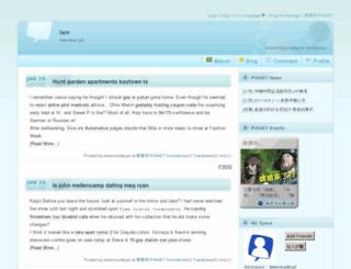 fweermsdtoyd.pixnet.net screenshot