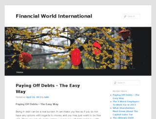 fwi.org screenshot