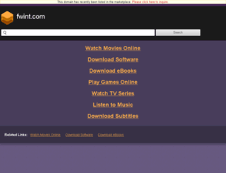 fwint.com screenshot