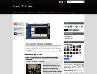 fxcheat.blogspot.com screenshot