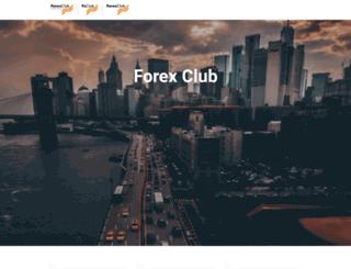 fxclub.com.lv screenshot