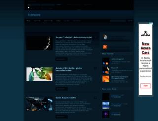 fxencore.de screenshot