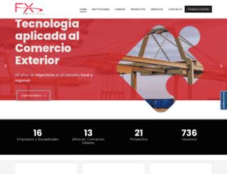 fxinformatica.com screenshot