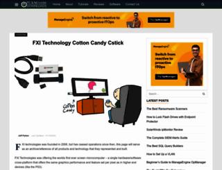 fxitech.com screenshot