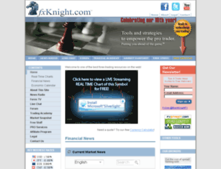 fxknight.com screenshot