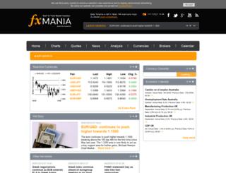 fxmania.com screenshot