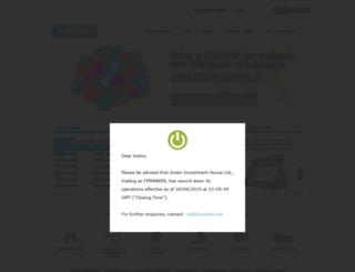 fxmarker.com screenshot