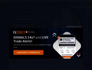 fxstreet.ru.com screenshot