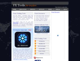 fxtools.info screenshot