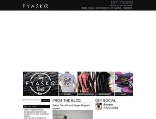 fyasko.com screenshot
