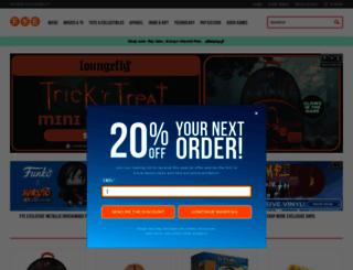 fye.com screenshot