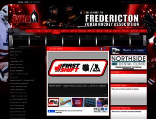 fyha.goalline.ca screenshot