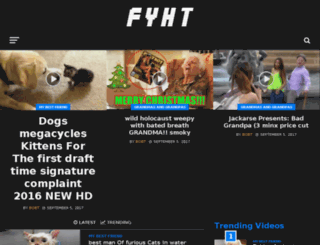 fyht.com screenshot
