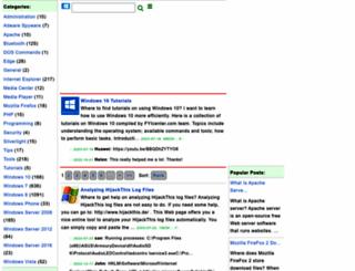 fyicenter.com screenshot