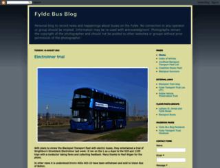 fyldebus.blogspot.co.uk screenshot