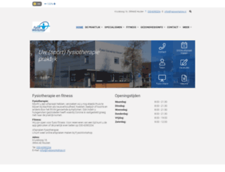 fysioworkshop.nl screenshot